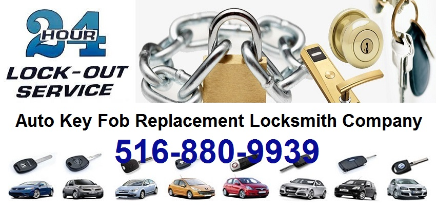 24 hour Auto Key Fob Replacement Locksmith