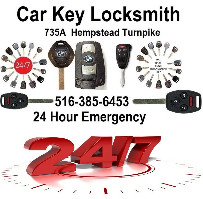 Belmont NY 24 Hour Locksmith 516-385-6453 | Elmont Belmont NY Car Key Locksmith Emergency Lockout