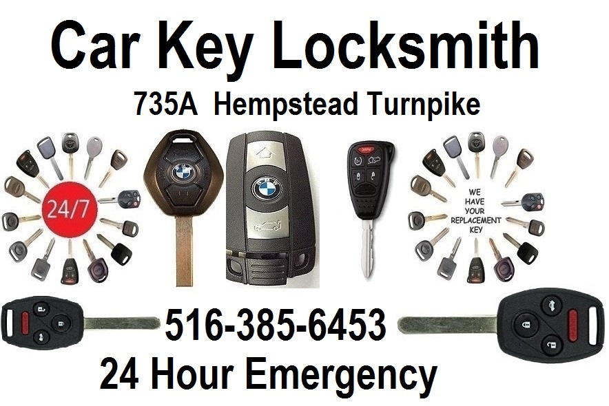 735 Hempstead Turnpike Franklin Square NY 11010 car key locksmith company